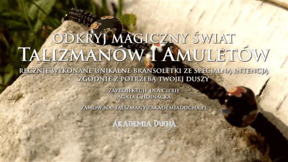 Swiat Talizmanów iAmuletów Akademia Ducha