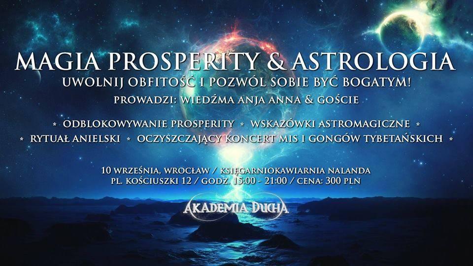 Magia Prosperity & Astrologia