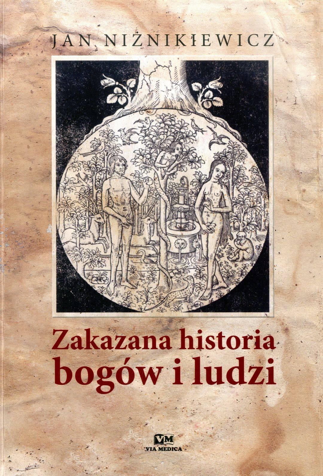 Zakazana historia bogów iludzi – recenzja książki