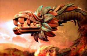 Quetzalcoatl źródło: www.thestrangemythworld.files.wordpresscom