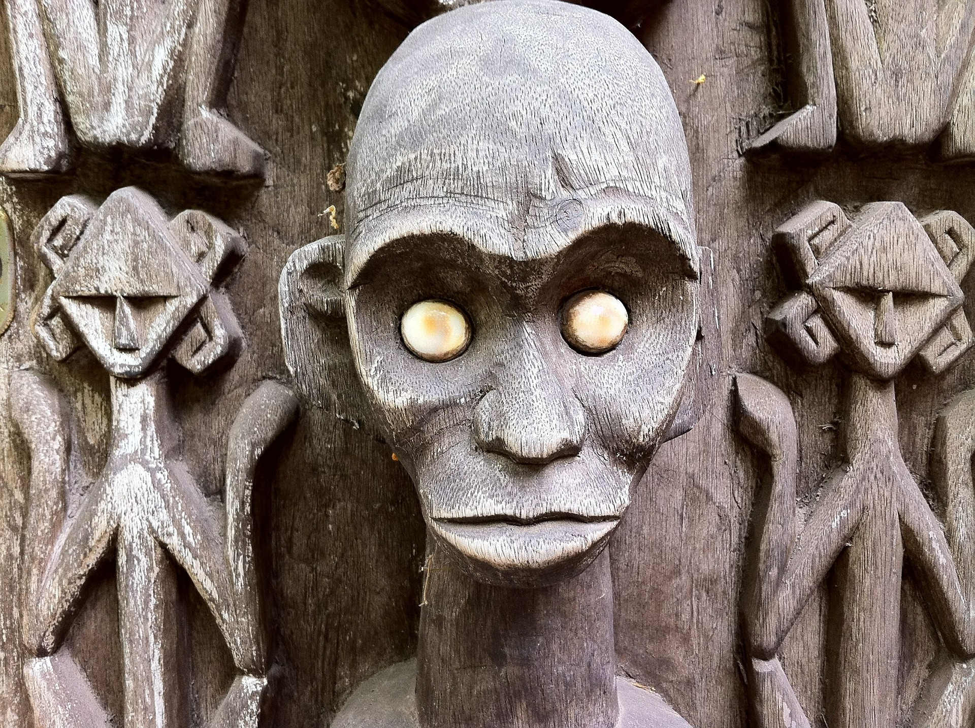 Czy należy się bać Voodoo?