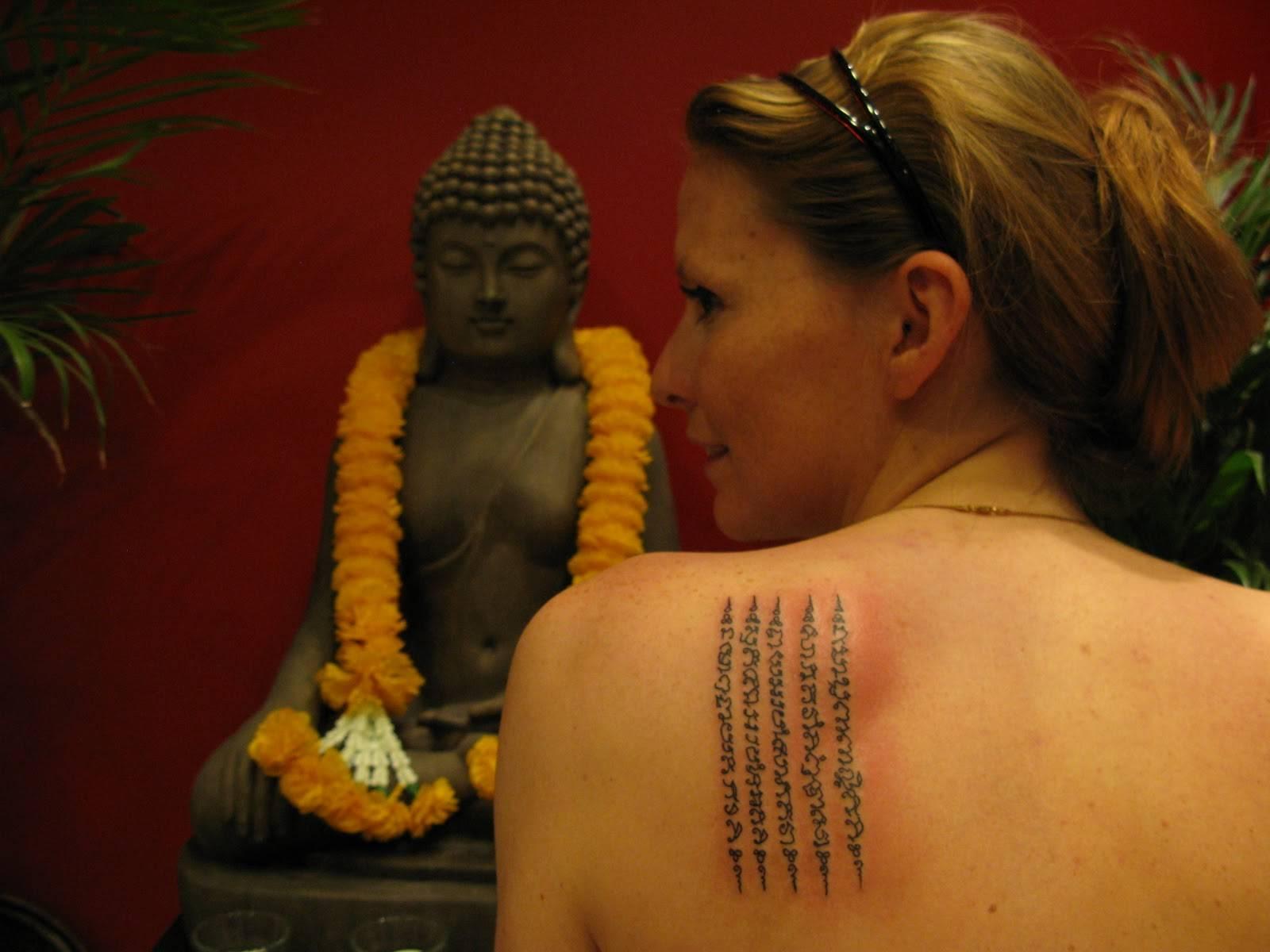 Tatuaże rytualne – historia iznaczenie