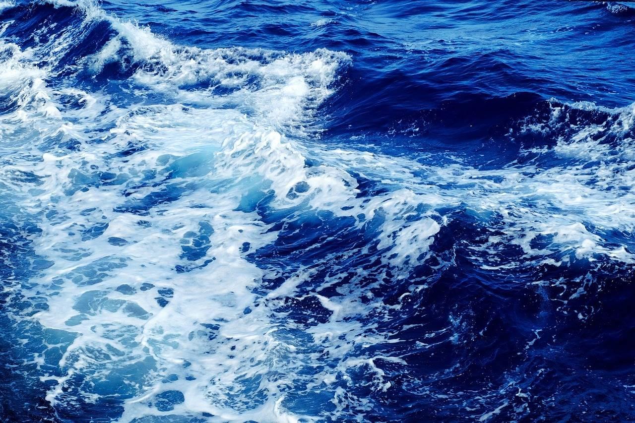 Energie kolorów – Niebieski