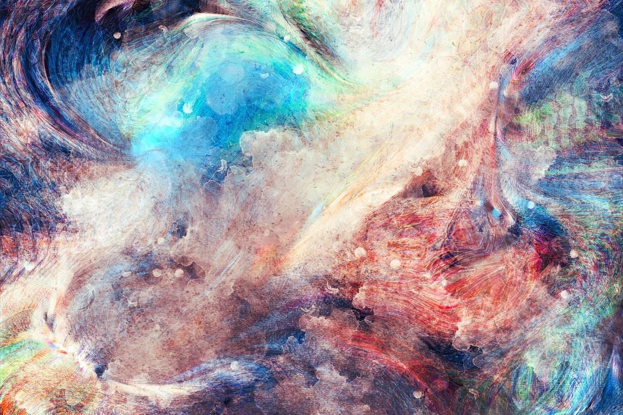 mistycyzm tworzenia