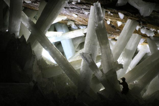 Kryształowa Jaskinia w Naica