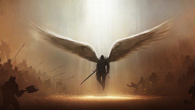 wojna anielska