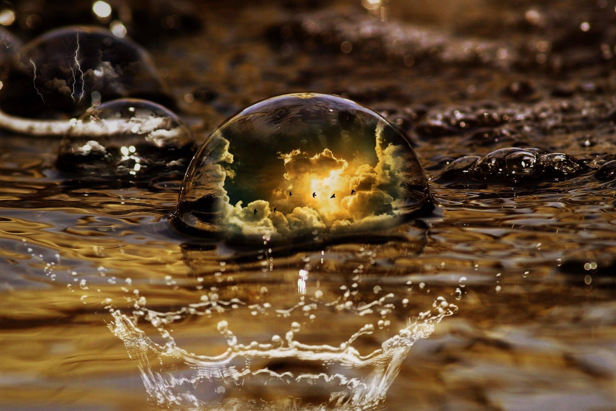 woda księżycowa
