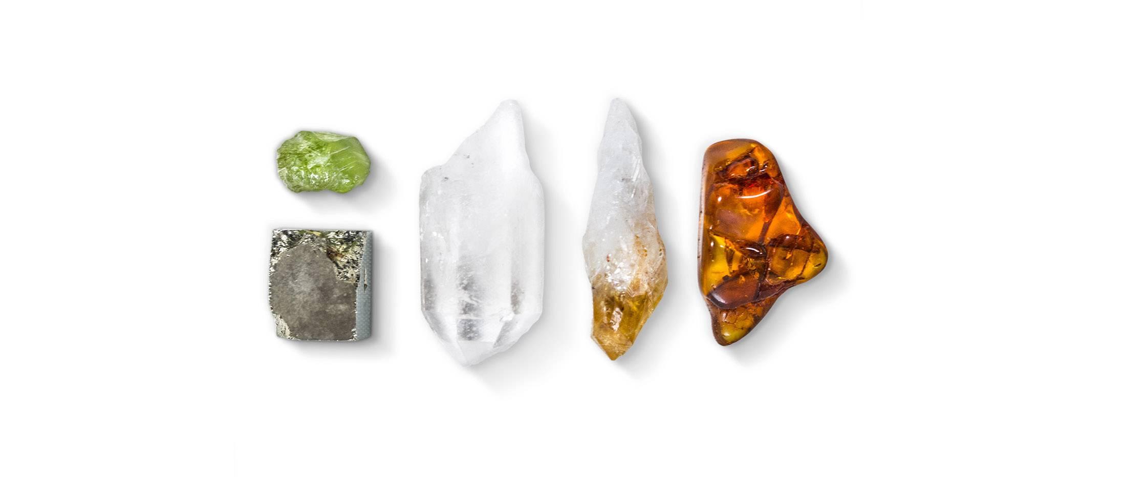 czyszczenie minerałów
