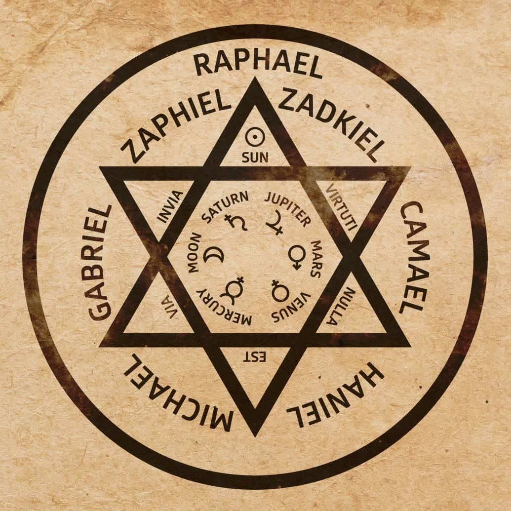 Pieczęć Siedmiu Archaniołów