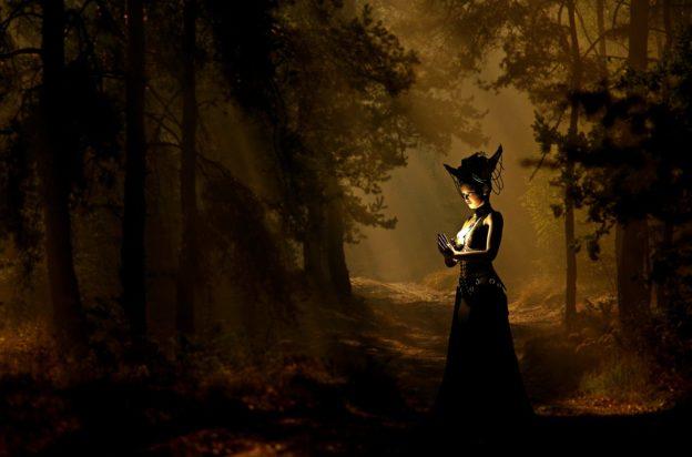 czarownicą