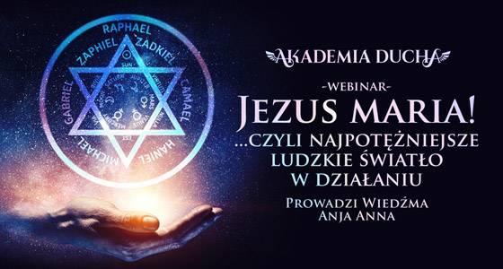 Jezus Maria webinar