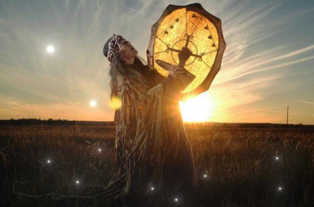 szamanizm syberyjski