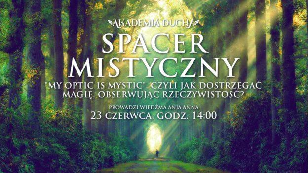 spacer mistyczny