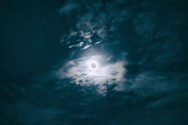Sierpniowy Księżyc