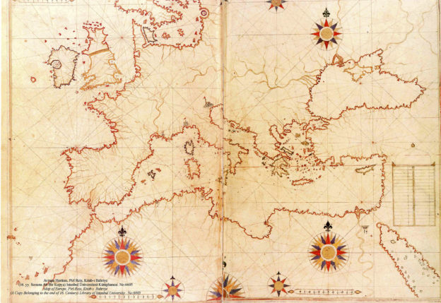 Mapy Piri Reisa