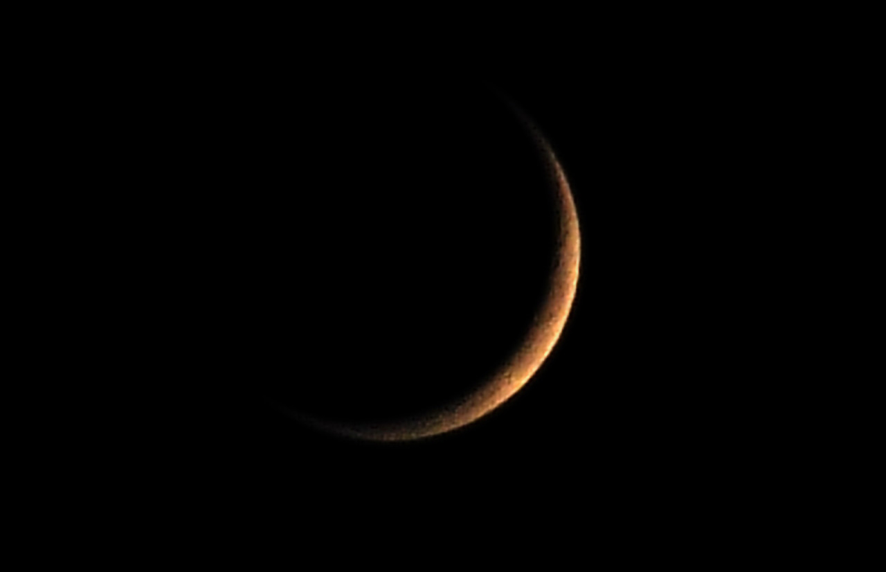 Księżyc w marcu 2021
