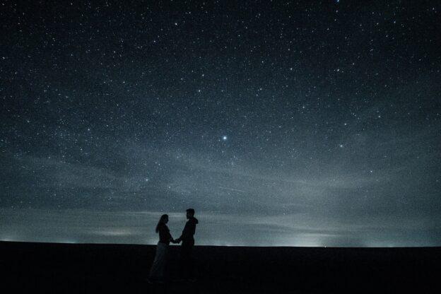 kosmiczne małżeństwo